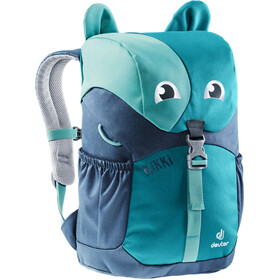 Deuter Kikki Rucksack 8l Kinder petrol-midnight